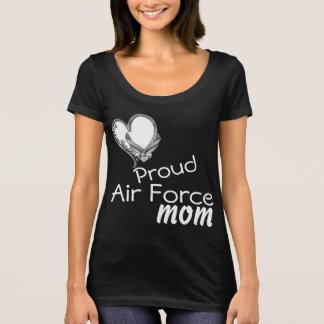 Camiseta Mamã feita sob encomenda T de Henderson do aviador