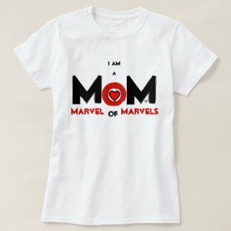 Camiseta MAMÃ: Maravilha das maravilhas