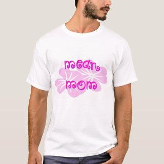 Camiseta Mamã média - design 03