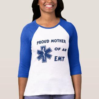 Camiseta Mamã orgulhosa de um EMT