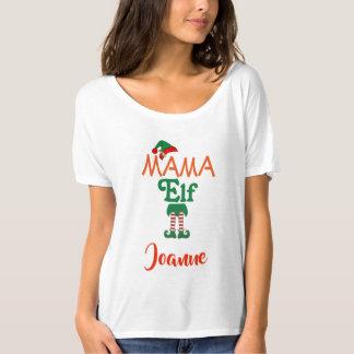 Camiseta MAMA personalizado duende