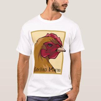 Camiseta Mama régio da galinha