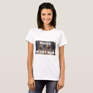 Camiseta Mamã ronca orgulhosa