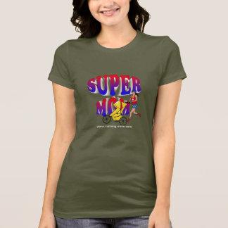 Camiseta Mamã Running super