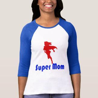 Camiseta Mamã super