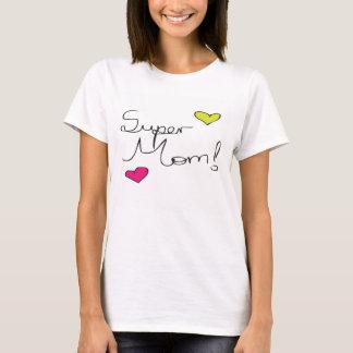 Camiseta Mamã super - T
