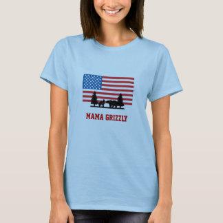 Camiseta Mama Urso