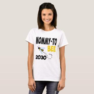 CAMISETA MAMÃES À ABELHA 2030