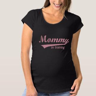 Camiseta Mamães no t-shirt do treinamento