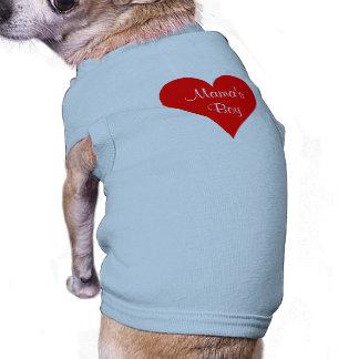Camiseta Mamas Menino Costume Personalized