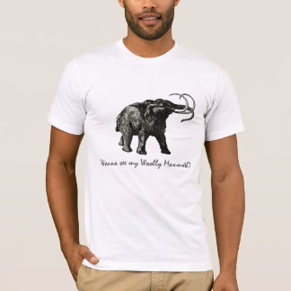 Camiseta Mammoth Woolly