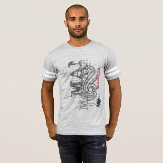 Camiseta Manaia - guardião (t-shirt branco)