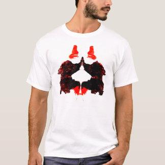 Camiseta Mancha de tinta número dois de Rorschach