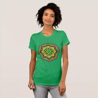 Camiseta Mandala #02 (Feminina)
