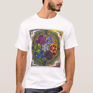 Camiseta Mandala celta 1 - ressurreição (camisa)