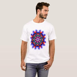 Camiseta Mandala da flor do espírito