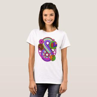 Camiseta Mandala do amor