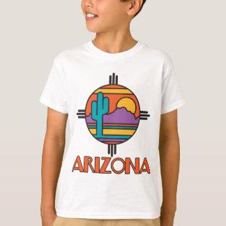Camiseta Mandala do deserto da arizona