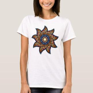 Camiseta Mandala do Sunburst