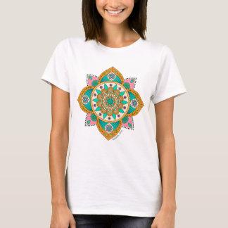 Camiseta Mandala Lima