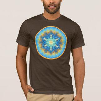 Camiseta Mandala mágica da lua