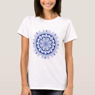Camiseta Mandala ornamentado de Boho