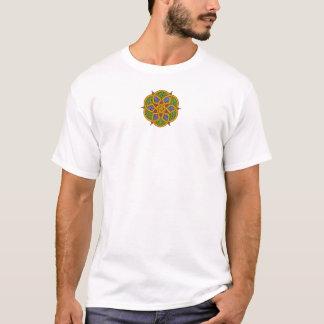 Camiseta Mandala persa