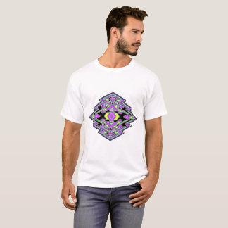 Camiseta Mandala roxa do espírito