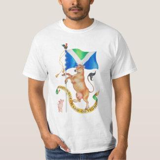 Camiseta Mande a coragem ser amável vão vegan