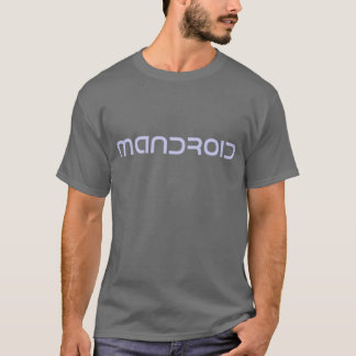 Camiseta Mandroid1