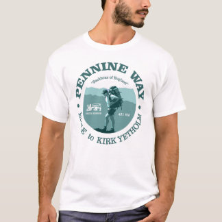 Camiseta Maneira do Pennine
