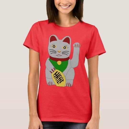 Camiseta Maneki Neko