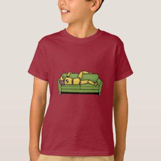 Camiseta Manequim de Tets da almofada de impacto
