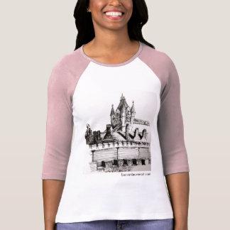 Camiseta manga larga con dibujo