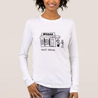 Camiseta Manga Longa A adega Degas