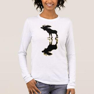 Camiseta Manga Longa alces Elch dos alces