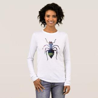 Camiseta Manga Longa Arte da formiga