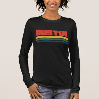 Camiseta Manga Longa austin texas