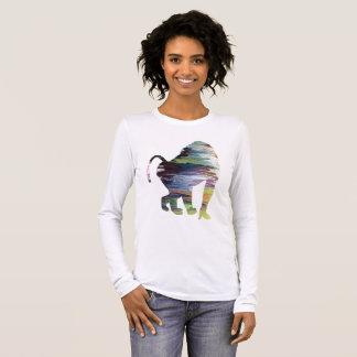 Camiseta Manga Longa Babuíno