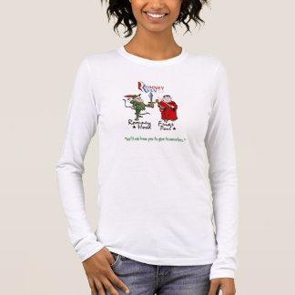 Camiseta Manga Longa Capa de Romney & Frair Paul (Ryan)
