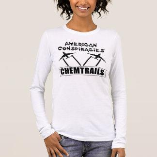 Camiseta Manga Longa ChemTrails