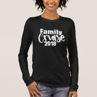Camiseta Manga Longa Cruzeiro 2018 da família