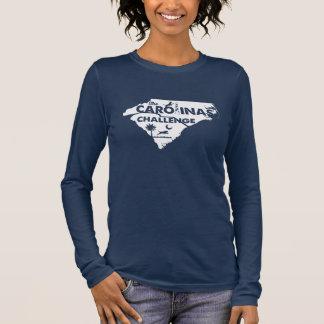Camiseta Manga Longa Desafio de Carolinas