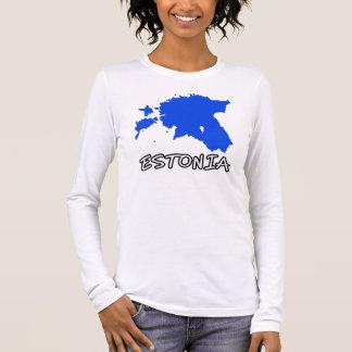 Camiseta Manga Longa Estónia
