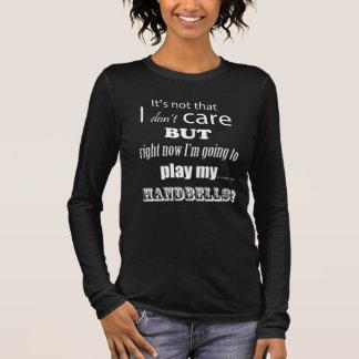 Camiseta Manga Longa Eu importo-me Handbells