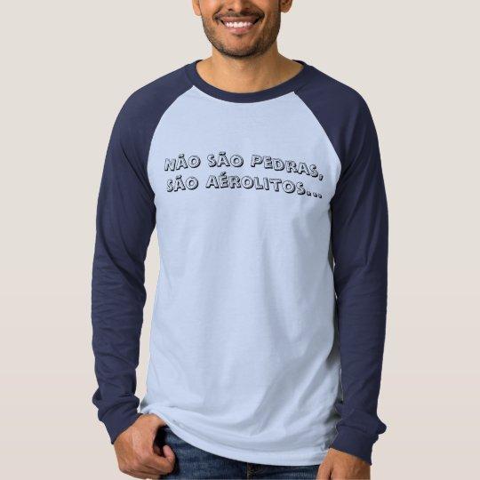 Camiseta Manga Longa Geologia