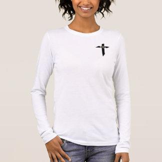 Camiseta Manga Longa Guerreiro cristão