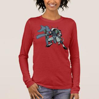 Camiseta Manga Longa Guerreiros do zodíaco: Ano do boi