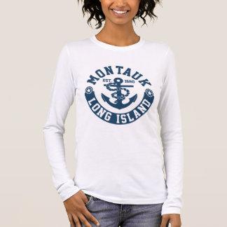 Camiseta Manga Longa Montauk Long Island