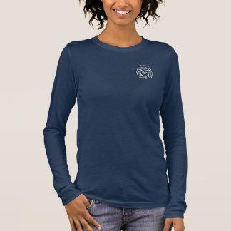 Camiseta Manga Longa Namoradas do sapador-bombeiro